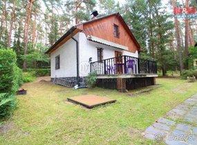 Prodej hezké chaty o vel. 70 m2, pozemek 103 m² ,Doksy - Staré Splavy