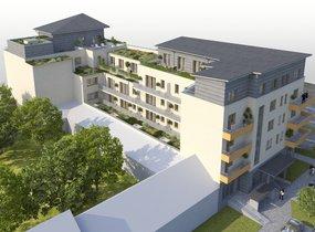 Prodej, Byty 1+kk, 32,1 m2 s terasou 8,1 m2, Brno - Židenice