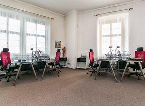 Pronájem pěkné kanceláře 37 m2, Praha 1, Staré Město