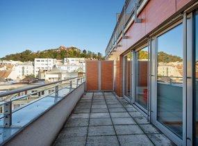 Pronájem, Byty 2+kk, 58,3 m2 s terasou 35 m2