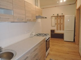 Krásný byt po rekonstrukci 2+kk, 55m2, Praha 4 Braník