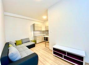 Pronájem bytu  1+kk , 22m2, Brno-střed