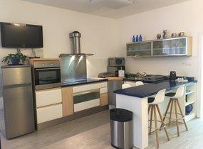 Pronájem nově zrekonstruovaného bytu o vel. 2+kk, 54 m2, Praha 10- Vršovice, ul. Slovinská