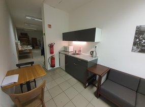 kuchyňka a sklad