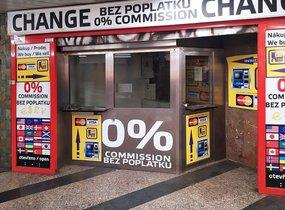 Obchodní prostor - metro Florenc, 7 m2