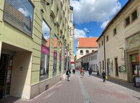 Pronájem, Obchodní prostory, 70 m² - Brno-město