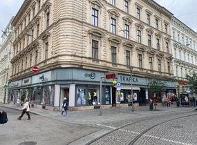 Pronájem, Obchodní prostory, 110 m² - Brno-město