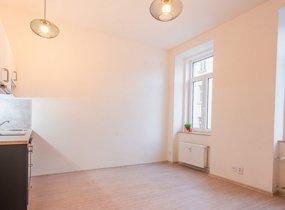 nabízí, pronájem, byty 1+kk, 29 m2, Brno-Vlhká