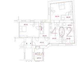 Prodej, Byty 4+kk, 127 m² - Brno-město