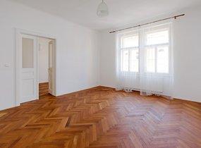 Pronájem zrekonstruovaného bytu 3+kk, 72 m2