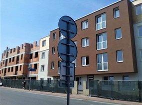 Prodej bytu 1+kk v novostavbě o vel.  39m² , Český Brod, ul. Palackého