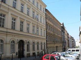 Pronájem kmerčních prostorů o vel. 330m² , Praha - Nové Město, ul. Krakovská