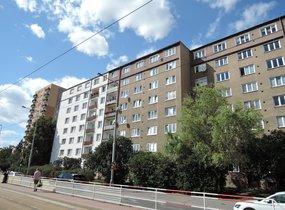 Pronájem pěkného bytu 2+1, 51 m2, Praha 10 Strašnice