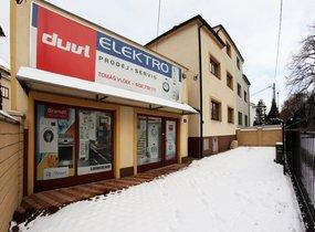 nabízí, pronájem, obchodní prostory 100m2 s parkováním a dílnou, Ostrava - Mariánské Hory