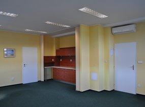 Pronájem kancelářské jednotky, 194 m2, v centru Ostravy, Na Hradbách
