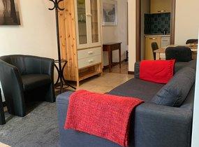 Pronájem vybaveného byt 2+kk, 36,50m²