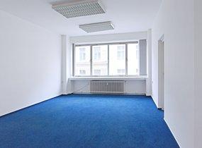 Reprezentativní kancelář 26 m2, v centru Prahy