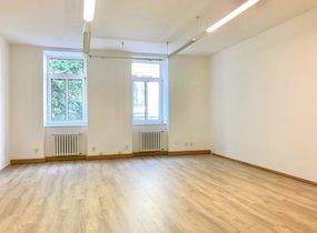 Pronájem zrekonstruovaných administrativních prostor (cca 221,8 m²) - Brno - Trnitá