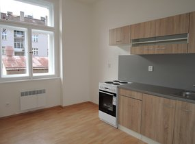 Pronájem hezkého bytu po rekonstrukci 1+1, 42 m2, Praha 4 Nusle
