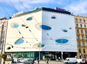 Pronájem obchodních prostor v OC Letmo (70 m²)
