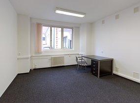 Kancelář v přízemí, 18 m2, v centru Prahy