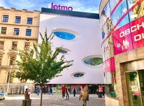 Pronájem obchodních prostor v OC Letmo (cca 49 m²)