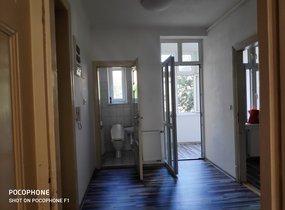 Pronájem nebytových prostor jednotka 2+1, 90 m², 2. NP, Českobratrská, Moravská Ostrava