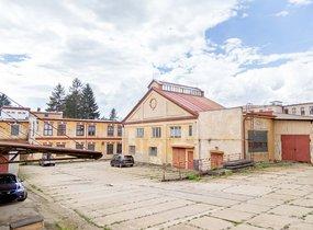 Prodej, Výrobně skladovací areál - strojírenství, 11.327 m² - Aš