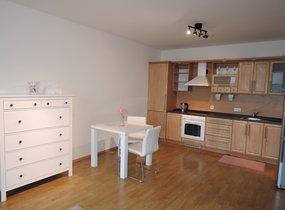 Pronájem krásného bytu 2+kk/B, 62 m2, zařízené, Praha 5 Stodůlky