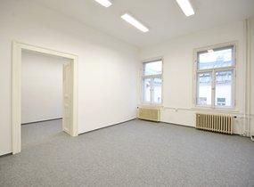Pronájem Kanceláře na Václavském Náměstí 66.7m² -