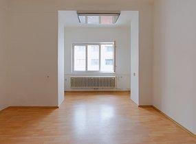 Kancelář 20 m2, s možností parkování, v centru Prahy