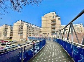 Pronájem kanceláře v multifunkčním komplexu IBC (cca 64,4 m²)
