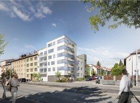 Prodej, Byty 3+kk, 92,4 m² s balkonem 9 m², Brno - Černá Pole