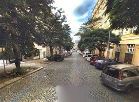 ulice Baranova