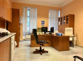 Pronájem kanceláří v centru Brna (108,3 m²)