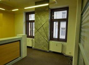 Pronájem, Kanceláře, 78 m² - Brno-město