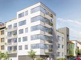 Prodej, Byty 3+kk, 92,4m² s terasou 9  m², Brno - Černá Pole