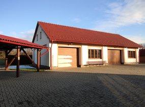 Samostatná nemovitost k pronájmu v Kunčičkách u Bašky