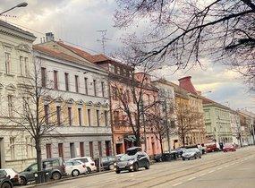 Pronájem Bytu 2+1, 72m² - Brno - Královo Pole