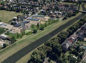 Prodej projektu na pozemku o výměře 10.295 m2 vč. proj. dokumentace - rezidence Wolkerova, Opava