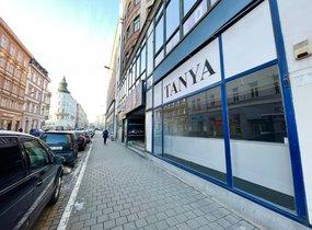 Pronájem obchodních prostor v centru Brna (cca 80m²)