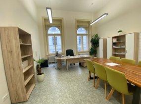 Pronájem kancelářských prostor, 48m² - Brno-město