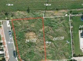 Prodej stavebního pozemku 517m2  - Mikulovice
