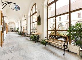 Pronájem, barokní sál, 55,17 m2, Brno - střed