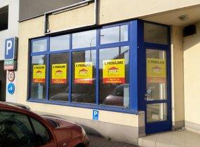 Pronájem, Obchod, 76 m2, Staré Brno