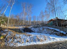 Prodej, pozemku pro výstavbu  RD 800 m2,  Doubravník - Křížovice