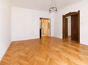 Pronájem prostorného bytu 2+1, 71 m2, na Smíchově