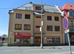 Obchodní prostory v centru Frýdku-Místku