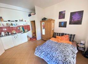 Pronájem bytu 1+kk, 20m² přímo na pěší zóně, Brno-město