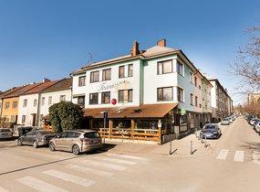 Dražba činžovního domu 512 m2, Brno -Černá Pole